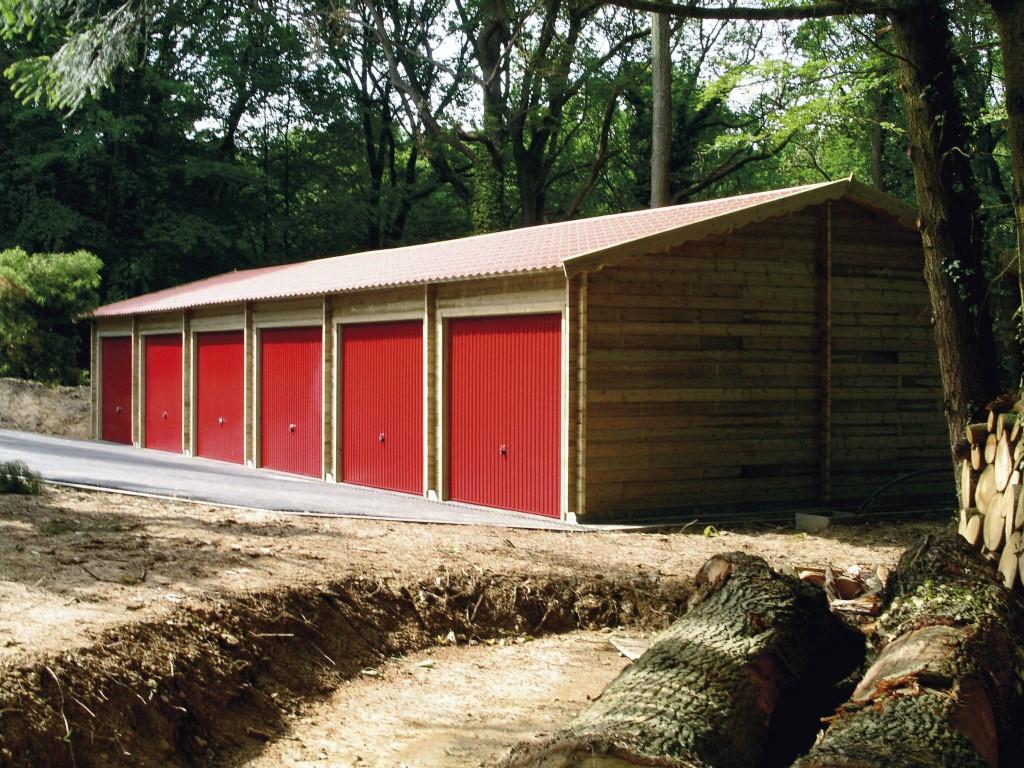 Aménagement paysager et aquatique, extérieur,  Abri, carport, garage, COMBIER PAYSAGE 71