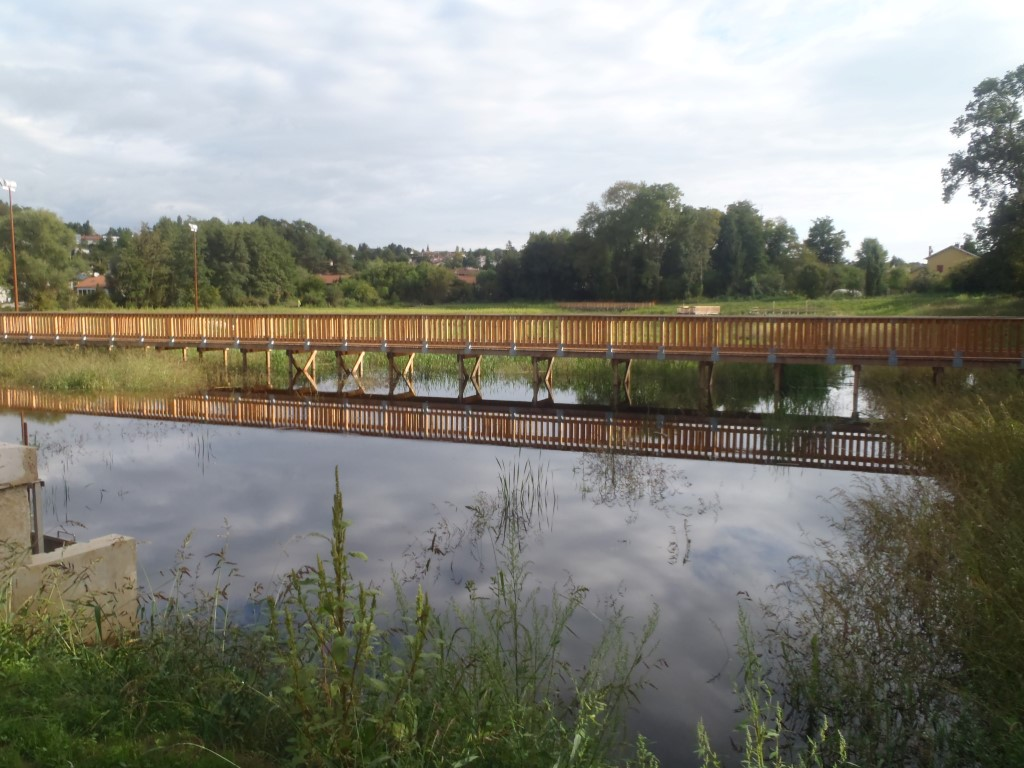 Aménagement paysager et aquatique, zone humide, plantation, COMBIER PAYSAGE 71