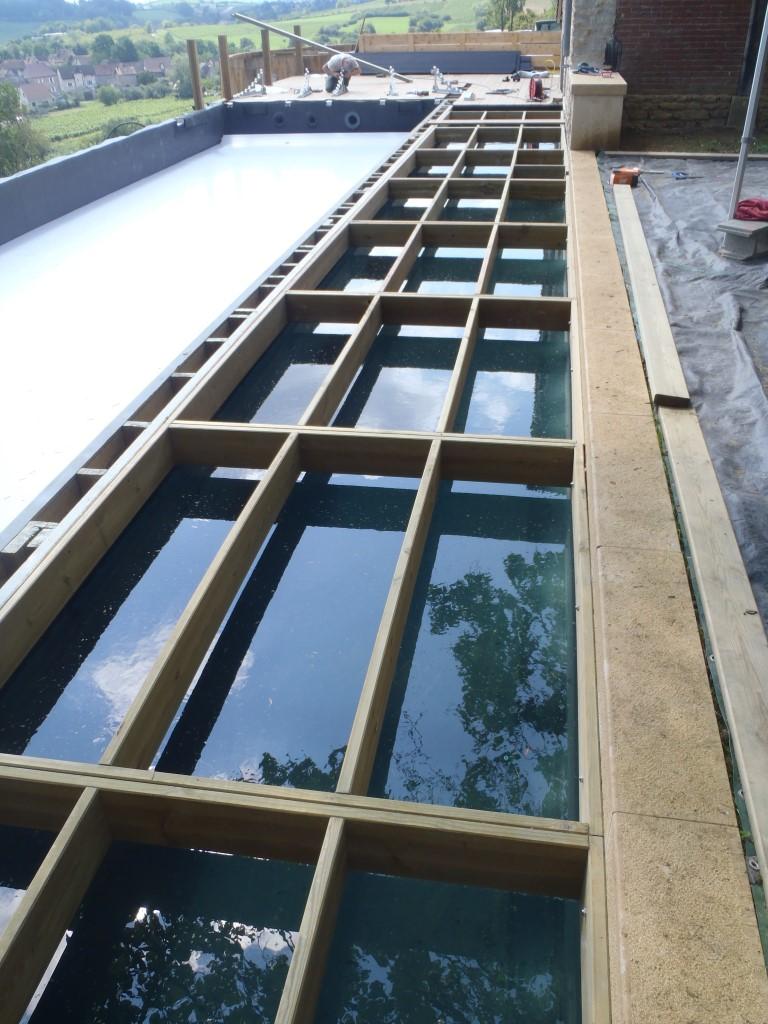 Aménagement paysager et Aquatique, récupération d'eau de pluie, COMBIER PAYSAGE 71