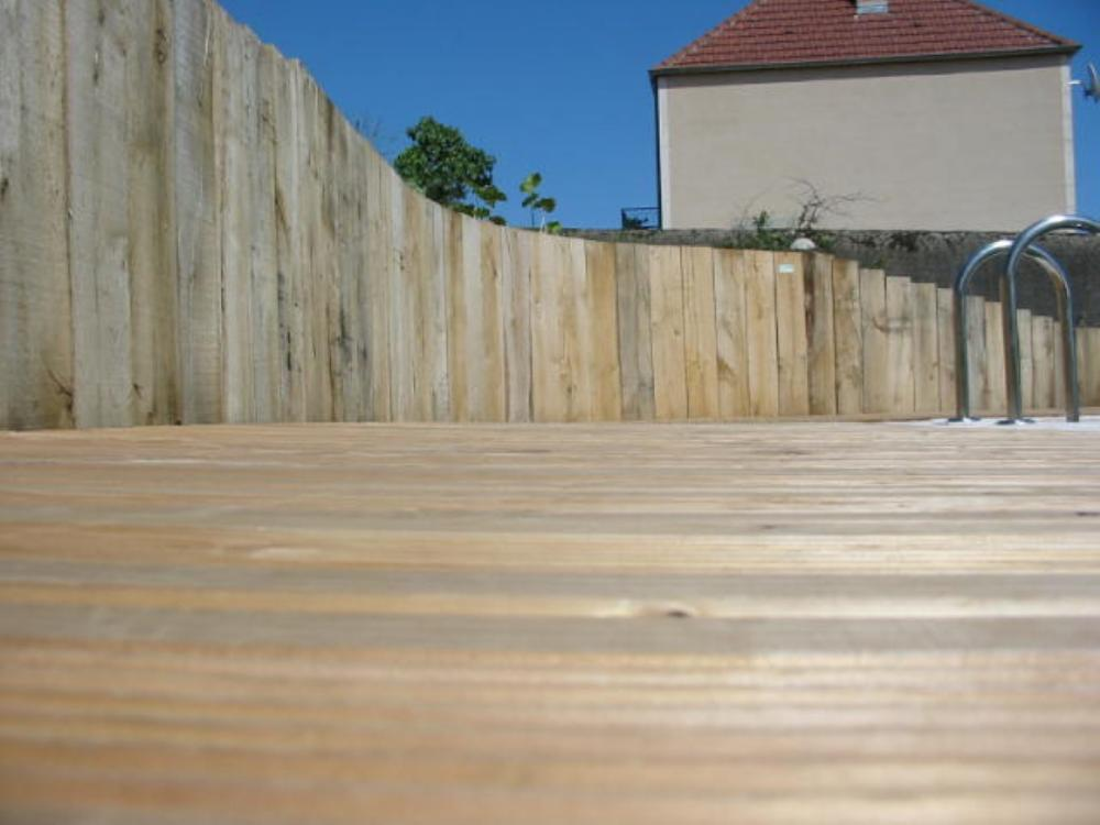Terrasse bois meleze perfect with terrasse bois meleze for Etude paysagiste