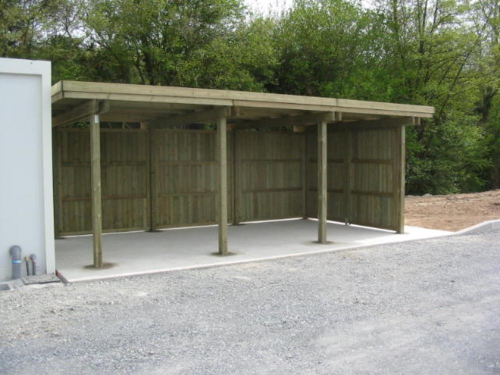 amenagement exterieur garages et carports